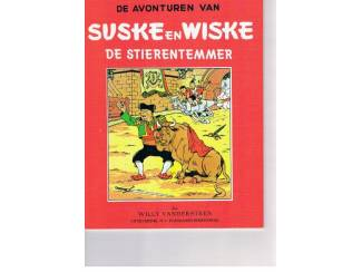 Suske en Wiske nr. 10 De stierentemmer