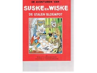 Suske en Wiske nr. 11 De stalen bloempot