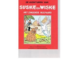 Suske en Wiske nr. 12 Het zingende nijlpaard