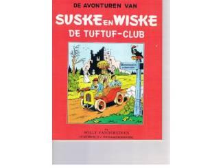 Suske en Wiske nr. 14 De Tuftuf-club