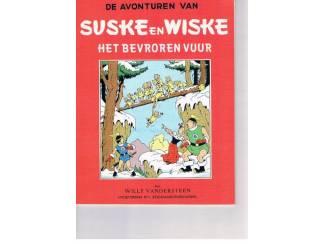 Suske en Wiske nr. 15 Het bevroren vuur
