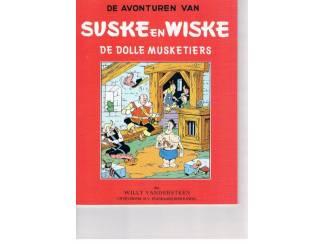 Suske en Wiske nr. 18 De dolle musketiers