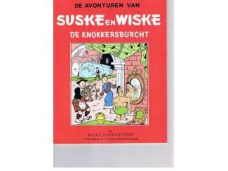 Suske en Wiske nr. 20 De knokkersburcht