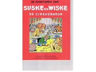 Suske en Wiske nr. 21 De cirkusbaron