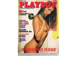 Playboy NL 1983 nr. 4 B