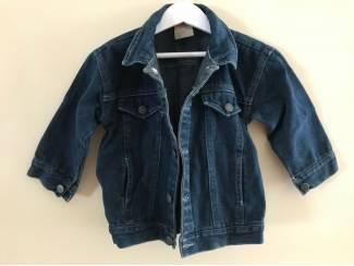 Spijkerjasje hello blue jeans MT86
