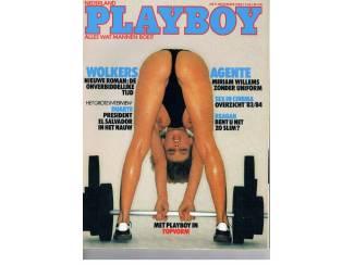 Playboy NL 1984 nr. 11