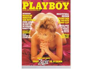 Playboy NL 1985 nr. 2