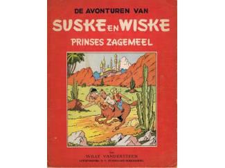 Suske en Wiske nr. 5 (1951) Prinses Zagemeel