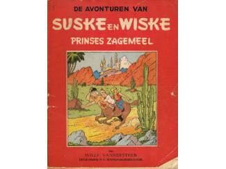 Suske en Wiske nr. 5 (1952) Prinses Zagemeel
