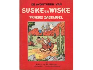 Suske en Wiske nr. 5 (1953) Prinses Zagemeel