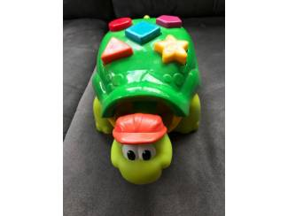 Fisher-Price Schildpad Vormenstoof