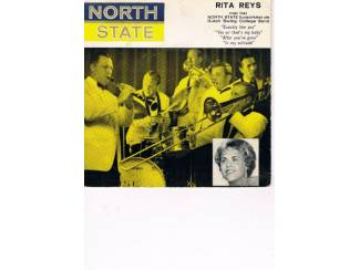 Rita Reys 1961 – reclame North State (jazz)