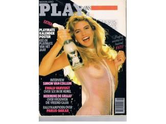 Playboy NL 1989 nr. 1 (schade)