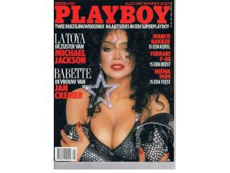 Playboy NL 1989 nr. 3