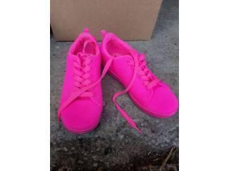 Roze gymschoenen