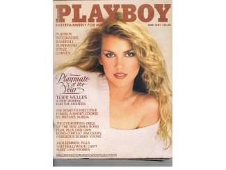 Playboy US 1981 nr. 6