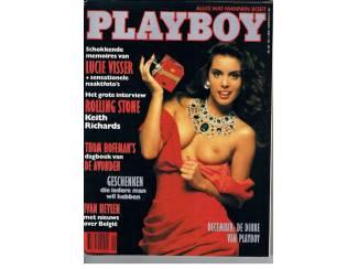 Playboy NL 1989 nr. 12 (met knipwerk)