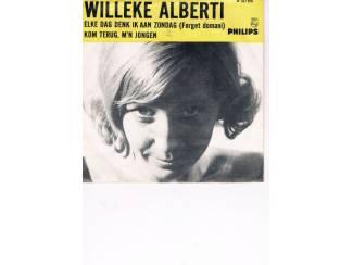 Willeke Alberti–Elke dag denk ik aan zondag-Kom terug, m'n jon