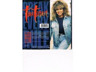 Grammofoon / Vinyl | Singles Tina Turner – 1986 –Break every rule-What you get is what you