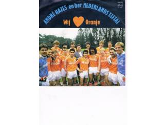 André Hazes en het Nederlands elftal – 1988