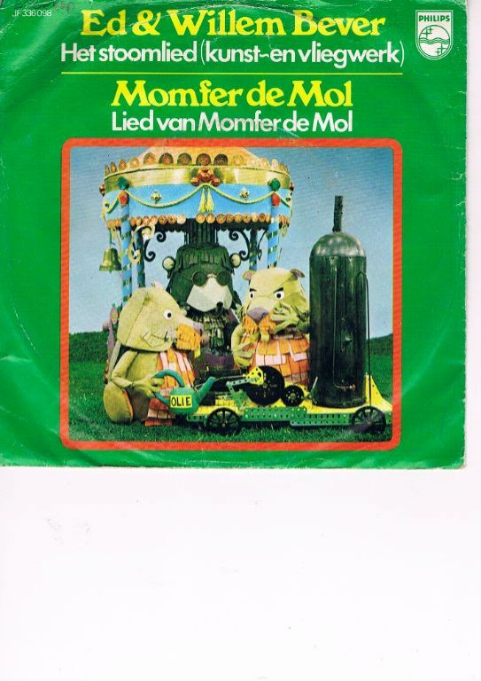 Ed & Willem Bever – Het stoomlied –  1970