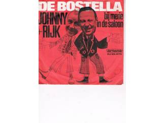 Johnny en Rijk – 1967 – De Bostella-Bij Merie in de saloon