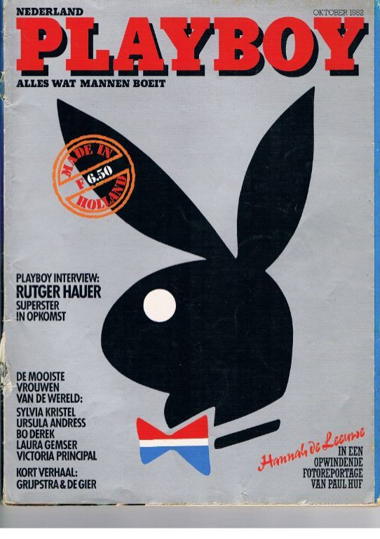 Playboy NL oktober 1982