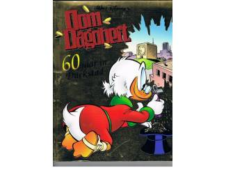 Stripboeken Oom Dagobert 60 jaar in Duckstad