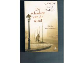 De schaduw van de wind – Carlos Ruiz Zafón