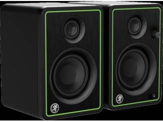 Versterkers Mackie Audio CR4 XBT studio monitor actieve speakers 50W