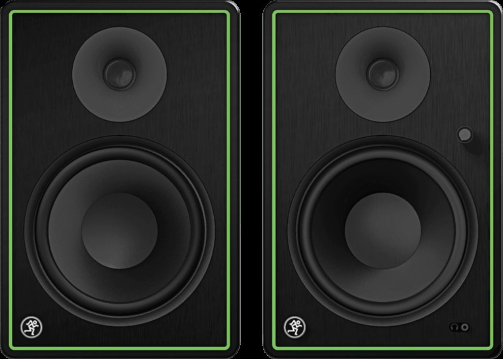 Mackie Audio CR8 XBT studio monitor actieve speakers 160W