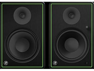 Studio & recording Mackie Audio CR8 XBT studio monitor actieve speakers 160W