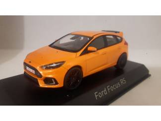 Ford Focus RS 2018 Schaal 1:43