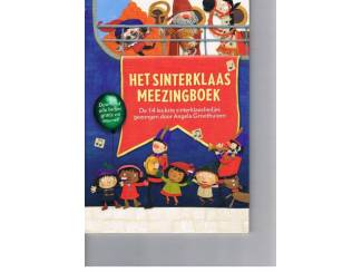 Kinderboeken Het Sinterklaas meezingboek