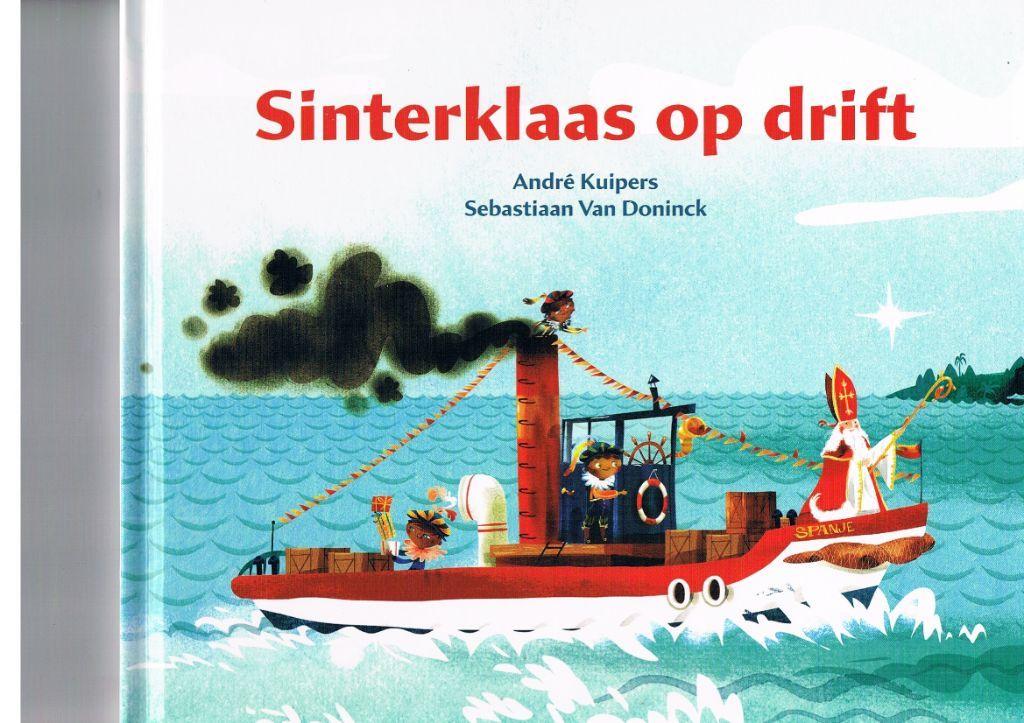 Sinterklaas op drift – André Kuipers/S. Van Doninck