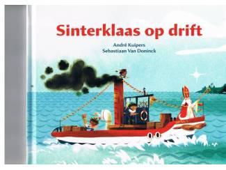 Sinterklaas Sinterklaas op drift – André Kuipers/S. Van Doninck