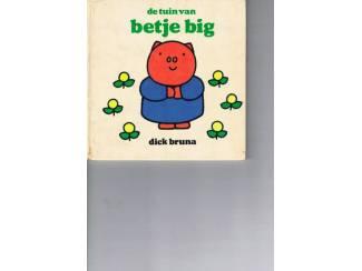 Dick Bruna – De tuin van Betje Big