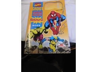 Marvel Comics Groot Superhelden Bordspel Boek
