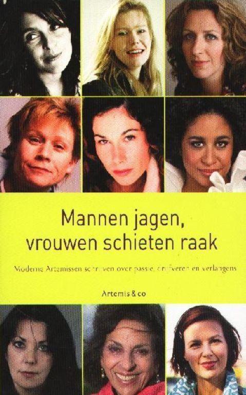 Mannen jagen, vrouwen schieten raak - Manon Duitjer