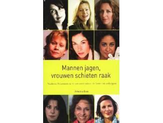 Spiritualiteit en Psychologie Mannen jagen, vrouwen schieten raak - Manon Duitjer