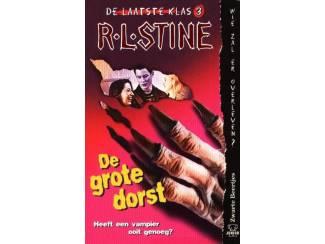 Jeugdboeken De laatste klas 3 - De grote dorst - R.L. Stine