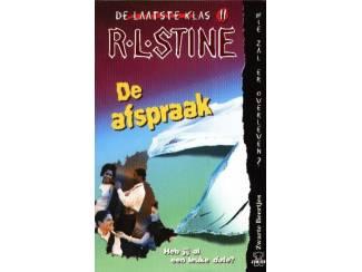 Jeugdboeken De laatste klas 11 - De afspraak - R.L. Stine