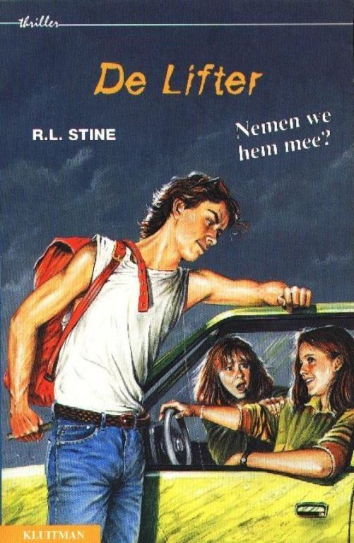 De Lifter - R.L. Stine