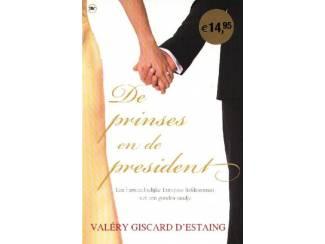Overige Boeken en Diversen De prinses en de president - Valéry Giscard d'Estaing