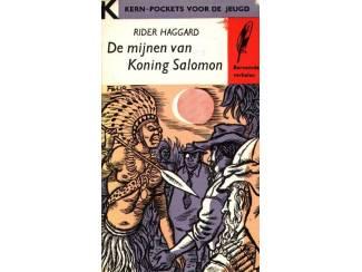 De mijnen van Koning Salomon - Rider Haggard - RD (boekverhaal)