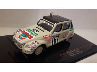 Citroën Dyane Race 1979 Schaal 1:43