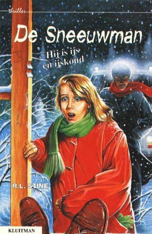De Sneeuwman - R.L.Stine