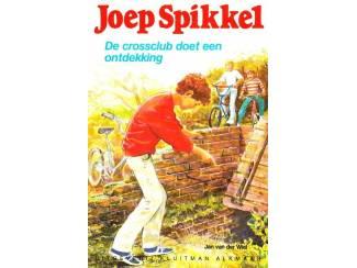 Joep Spikkel - de crossclub doet een ontdekking - Jan van der Wie