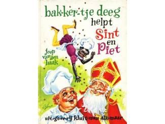 Bak-ker-tje Deeg helpt Sint en Piet - Joop van den Haak